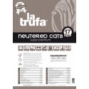 La Trufa Neutered Cats