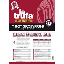 La Trufa Meat Grain Free Adult 17 Kg