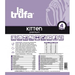 La Trufa Kitten 4 kg