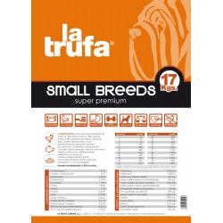 La Trufa Small Breeds 17 kg