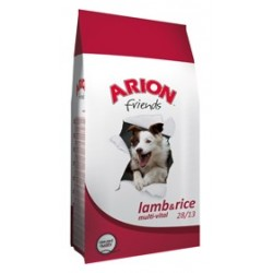 ARION FRIENDS LAMB&RICE MULTI-VITAL 15 KG