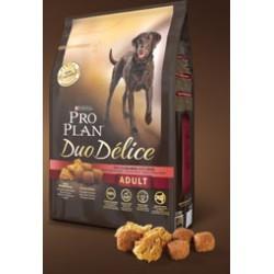 Pro Plan Duo Delice per Gossos Adults amb Salmó i Arròs