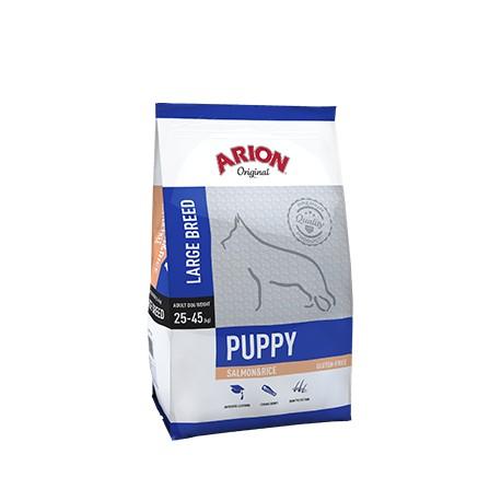 Arion Original Puppy Large Salmon & Rice 12Kg