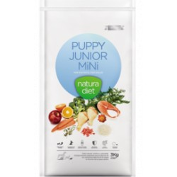 Natura Diet Puppy Junior Mini - Per a Cadells de Races Petites