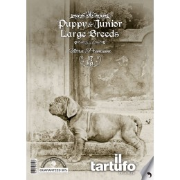 Il Tartufo Puppy&Junior Large Breeds