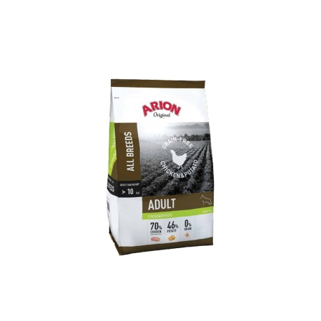 Arion Original Grain Free Adult Chicken&Potato