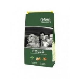 Pinso Retorn Pollastre per Gossos Adults