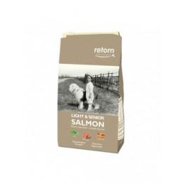 Pinso Retorn Light & Senior amb Salmó