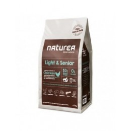 Naturea Light & Senior per Gossos