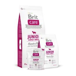 Brit Care Junior Large Breed Xai i Arròs
