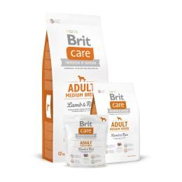 Brit Care Adult Medium Breed Xai i Arròs