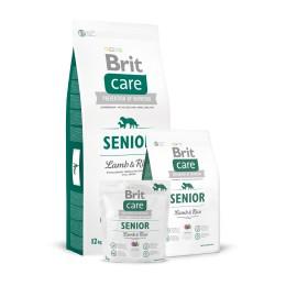 Brit Care Senior All Breed Xai i Arròs
