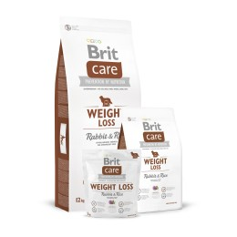 Brit Care Weight Loss Conill i Arròs