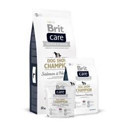 Brit Care Dog Show Champion Salmó i Arròs