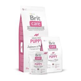 Brit Care Grain Free Puppy Salmó i Patata
