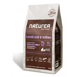 Naturea Lands Cat&Kitten per Gats Adults i Gatets