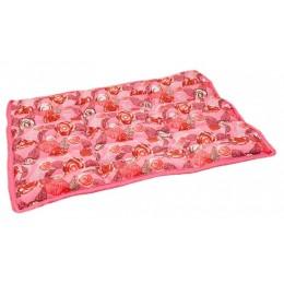 Manta Refrigerant Aqua CoolKeeper Roses per a Gossos