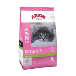 Arion Kitten Growth per a Gatets