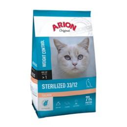 Arion Original Sterilized amb Salmó per a Gats Esterilitzats