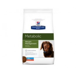 Hill's Prescription Diet Canine Metabolic Mini per a Gossos