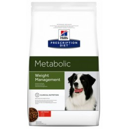 Hill's Prescription Diet Canine Metabolic per a Gossos