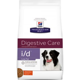 Hill's Prescription Diet Canine I/D Low Fat per a Gossos