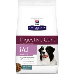 Hill's Prescription Diet Canine I/D Sensitive per a Gossos