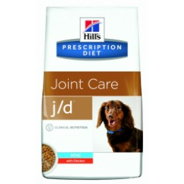 Hill's Prescription Diet Canine J/D Mini per a Gossos