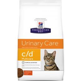 Hill's Prescription Diet Feline C/D amb pollastre per Gats