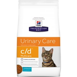 Hill's Prescription Diet Feline C/D amb Peix per Gats