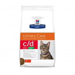 Hill's Prescription Diet Feline C/D Urinary Stress Reduced Calorie per Gats