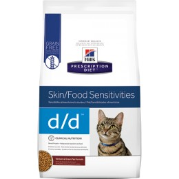 Hill's Prescription Diet Feline D/D amb Cérvol per Gats