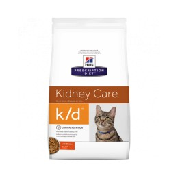 Hill's Prescription Diet Feline K/D per Gats