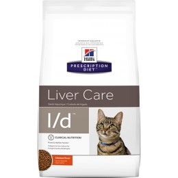 Hill's Prescription Diet Feline L/D per a Gats