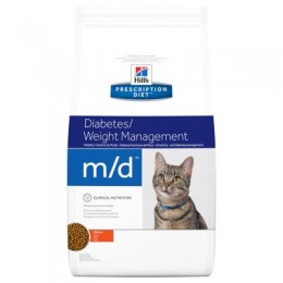 Hill's Prescription Diet Feline M/D per Gats