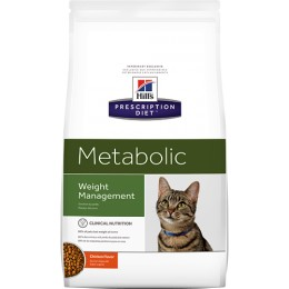 Hill's Prescription Diet Feline Metabolic per a Gats