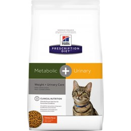 Hill's Prescription Diet  Feline Metabolic + Urinary per a Gats