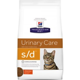 Hill's Prescription Diet Feline S/D per Gats