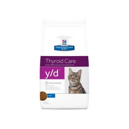 Hill's Prescription Diet Feline Y/D per Gats