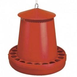"""Tolva de Plàstic per Aus model """"Montaña"""" - Color Vermell i Blau"""