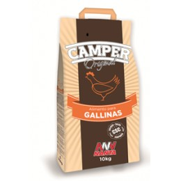 Pinso Camperpuesta per a Gallines Ponedores