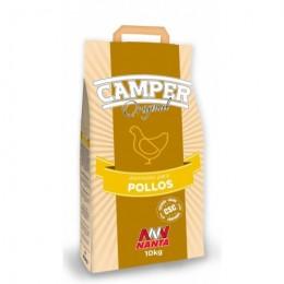 Pinso Camperbroiler - Aliment de Nanta en Farina per Pollastres