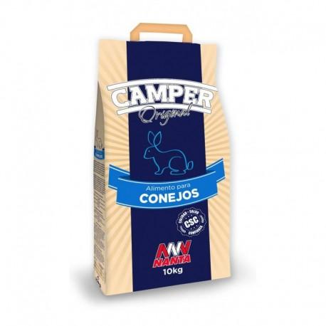 Pinso Campercuni de Nanta - Aliment per Conills