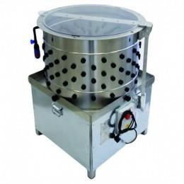 Desplumadora Automàtica-65 per a Pollastres i Paons