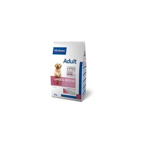 Virbac Adult Large & Medium per Gossos Adults de Races Mitjanes i Grans